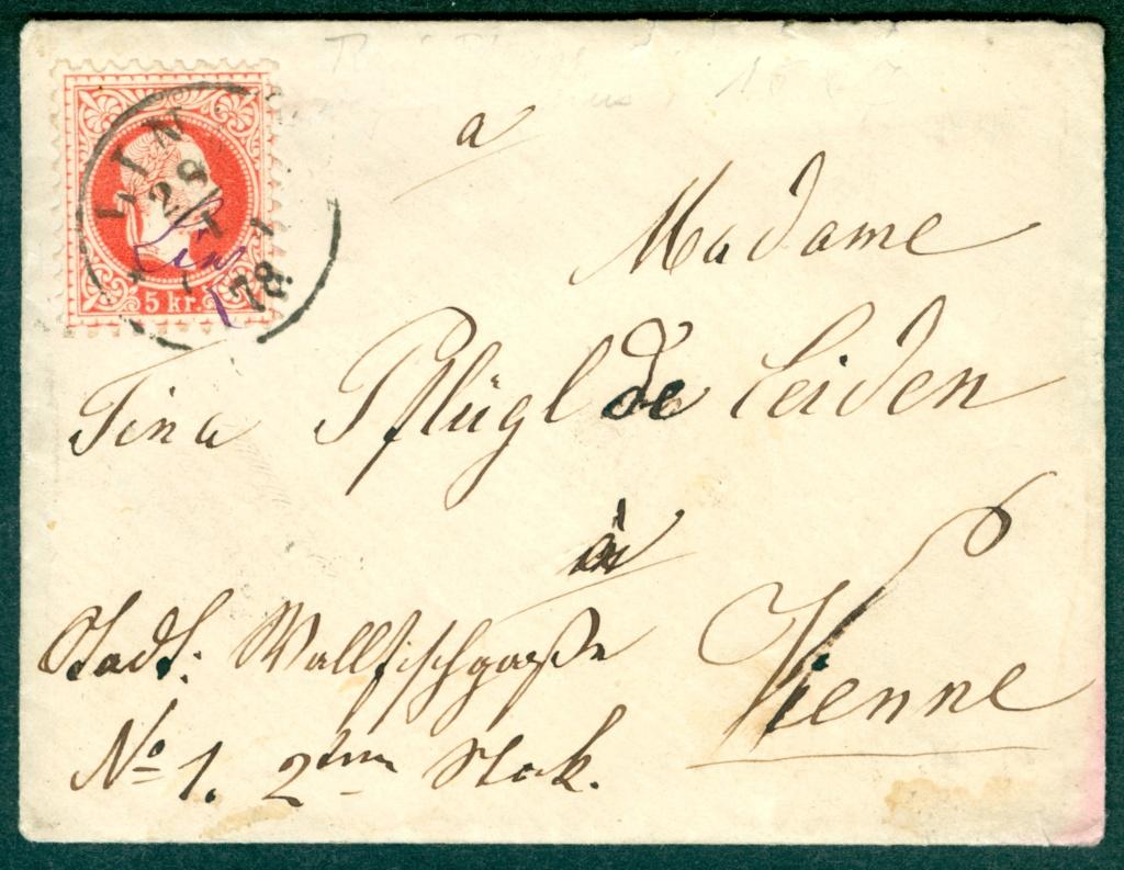 Nachtrag - Freimarken-Ausgabe 1867 : Kopfbildnis Kaiser Franz Joseph I - Seite 22 1867_f11