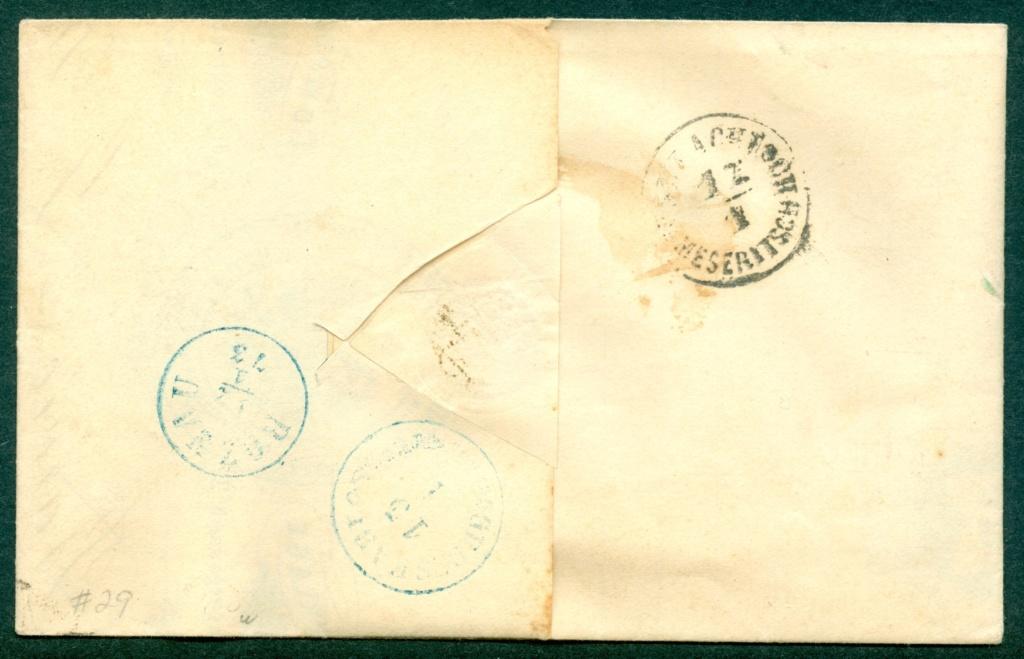 Freimarken-Ausgabe 1867 : Kopfbildnis Kaiser Franz Joseph I - Seite 21 1873_511