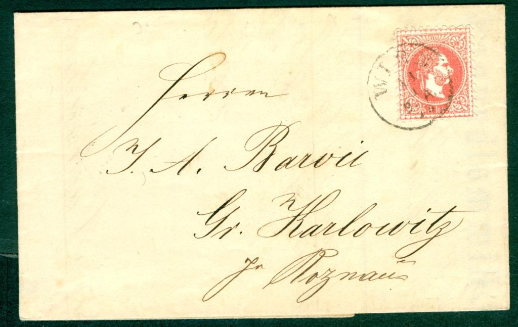 Freimarken-Ausgabe 1867 : Kopfbildnis Kaiser Franz Joseph I - Seite 21 1873_512