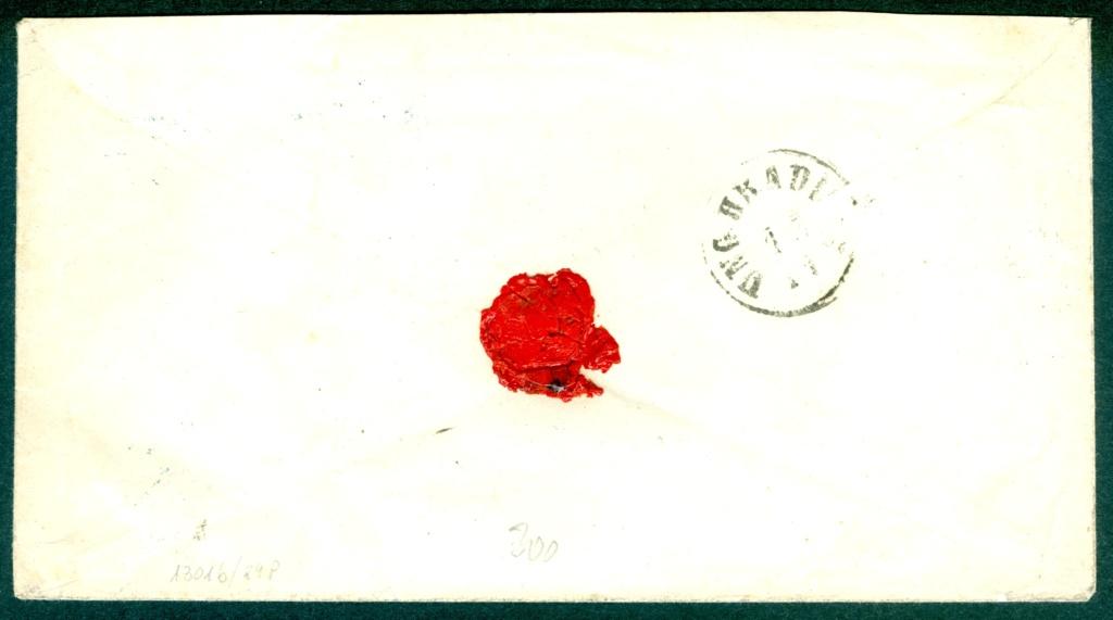 Nachtrag - Freimarken-Ausgabe 1867 : Kopfbildnis Kaiser Franz Joseph I - Seite 22 1873_g11