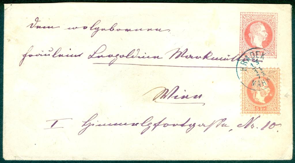 Nachtrag - Freimarken-Ausgabe 1867 : Kopfbildnis Kaiser Franz Joseph I - Seite 22 1873_g12