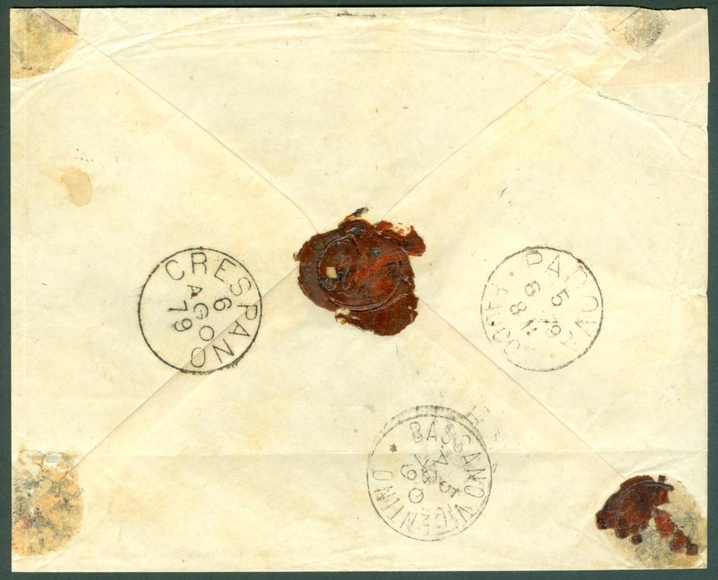 Freimarken-Ausgabe 1867 : Kopfbildnis Kaiser Franz Joseph I - Seite 21 1879_b11