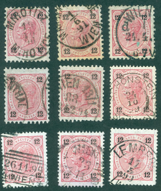 Die Freimarkenausgabe 1890 1890_111