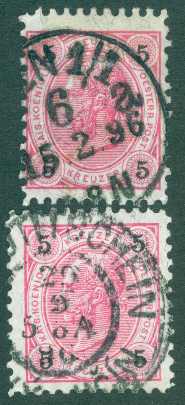 Die Freimarkenausgabe 1890 1890_s10