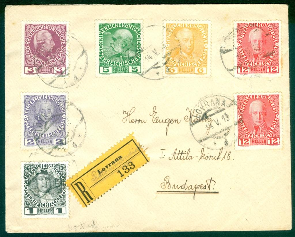 Die Freimarkenausgabe 1908 - Seite 2 1913_b11