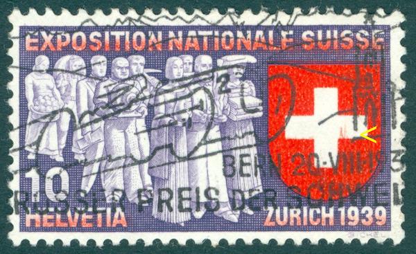 SBK 222 (Mi 338) Verschiedene Berufe, französisch 222_510