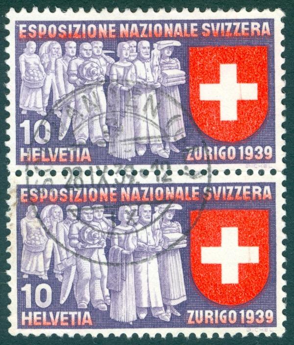 SBK 225 (Mi 341) Verschiedene Berufe, italienisch 225_110