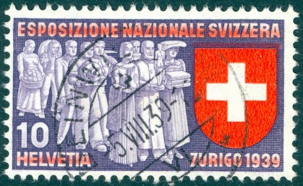 SBK 225 (Mi 341) Verschiedene Berufe, italienisch 225_2_10
