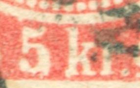 ungarn - Freimarken-Ausgabe 1867 : Kopfbildnis Kaiser Franz Joseph I - Seite 22 5_kr_t13