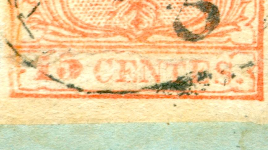 Briefmarken - Lombardei - Venetien 1850 - 1858 - Seite 5 Austri13