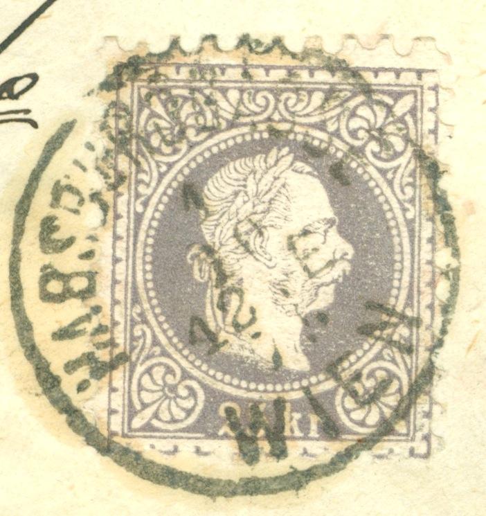 Freimarken-Ausgabe 1867 : Kopfbildnis Kaiser Franz Joseph I - Seite 21 Austri30