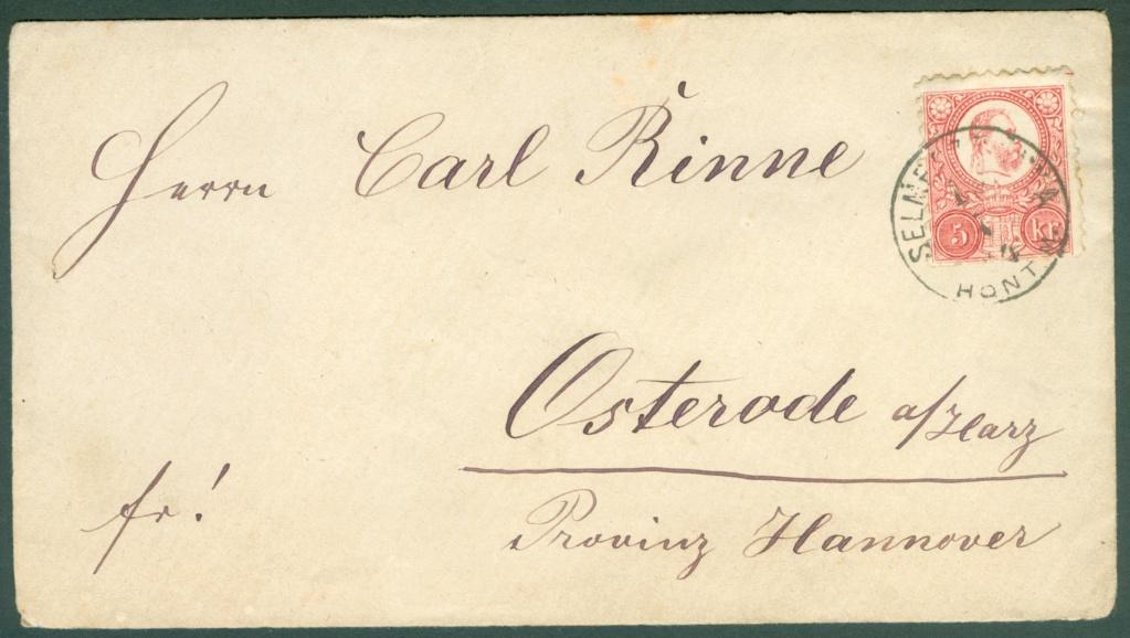 Erste Ungarische Ausgabe 1871 Brief_10