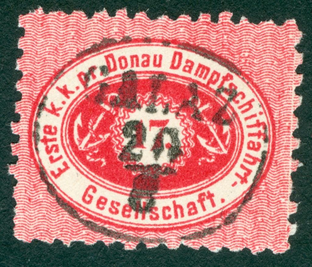 Hilfe bei Bestimmung dieser Stempel gefragt - Seite 3 Donaus11