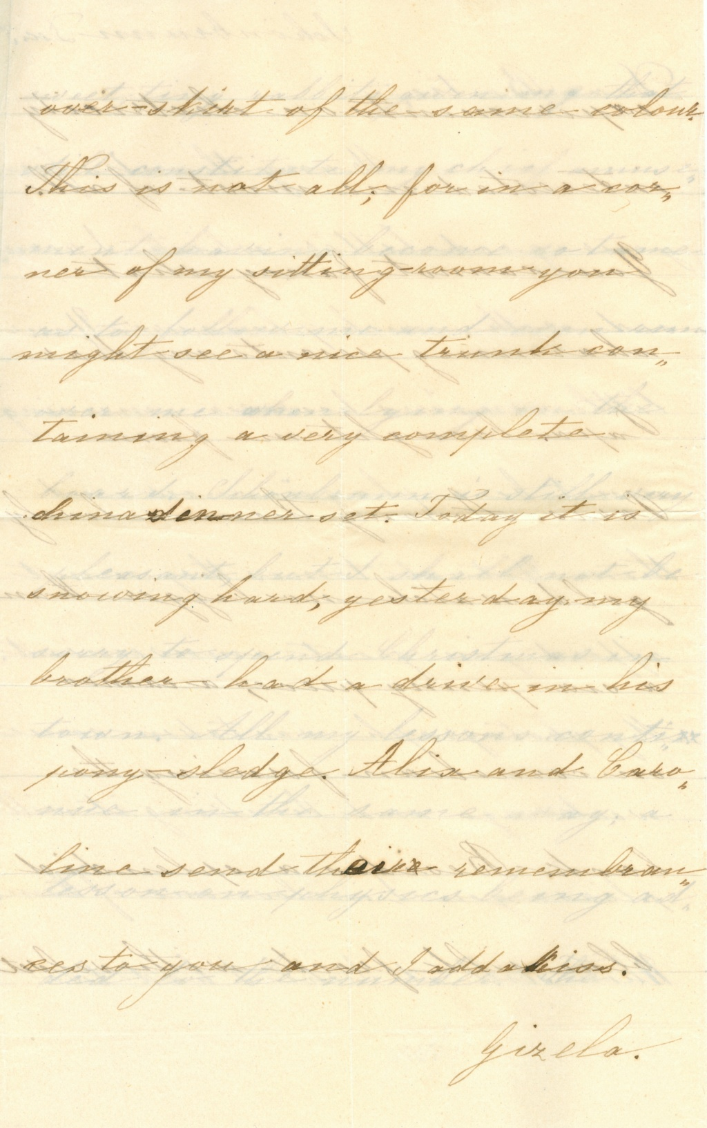 Nachtrag - Freimarken-Ausgabe 1867 : Kopfbildnis Kaiser Franz Joseph I - Seite 23 Gisela11
