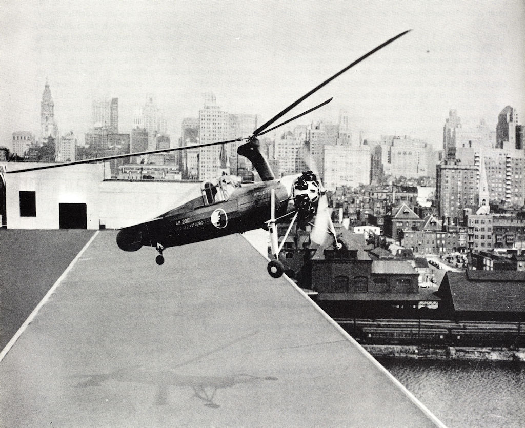 Sonderpostbeförderung mit Hubschrauber Kellet10