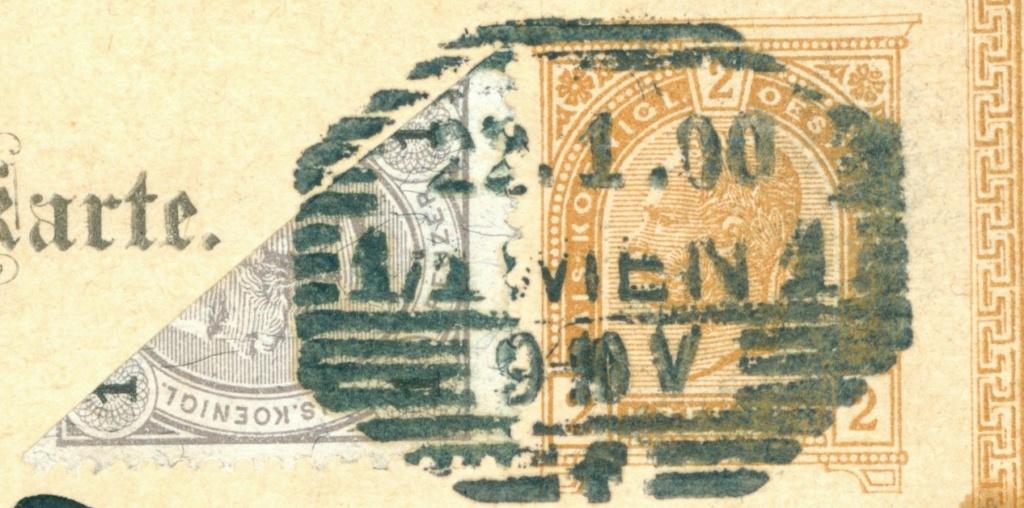 Die Freimarkenausgabe 1890 Korres12