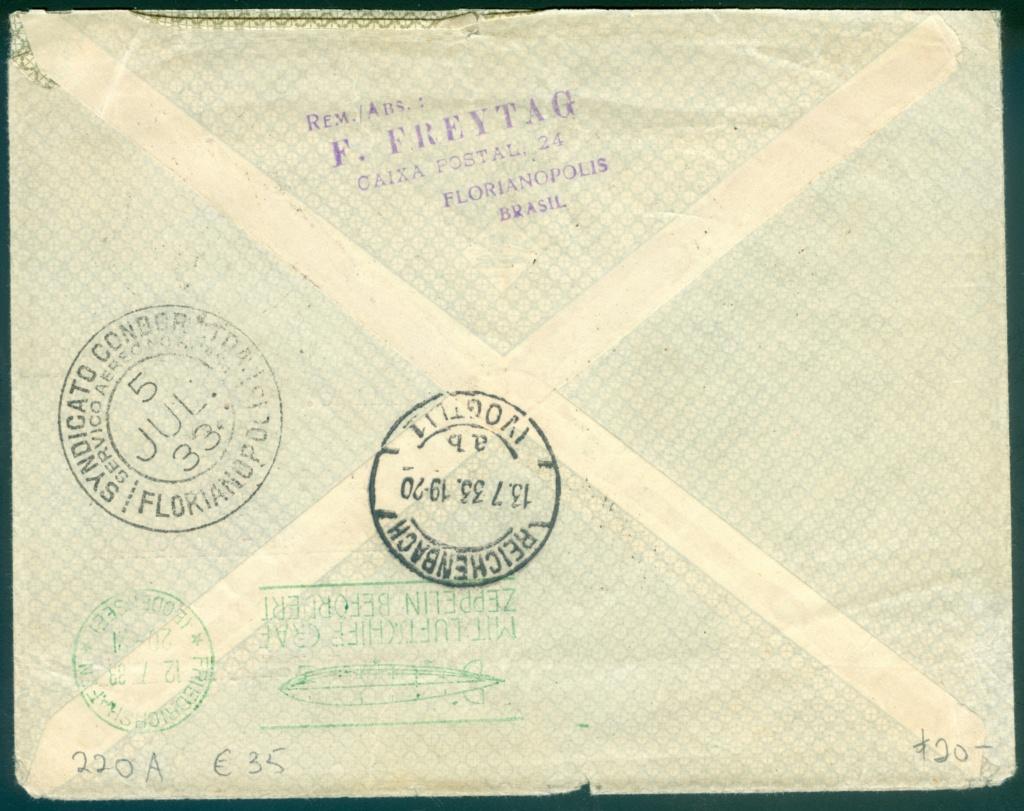 Zeppelinpost des LZ 127 - Seite 9 Lz_12721