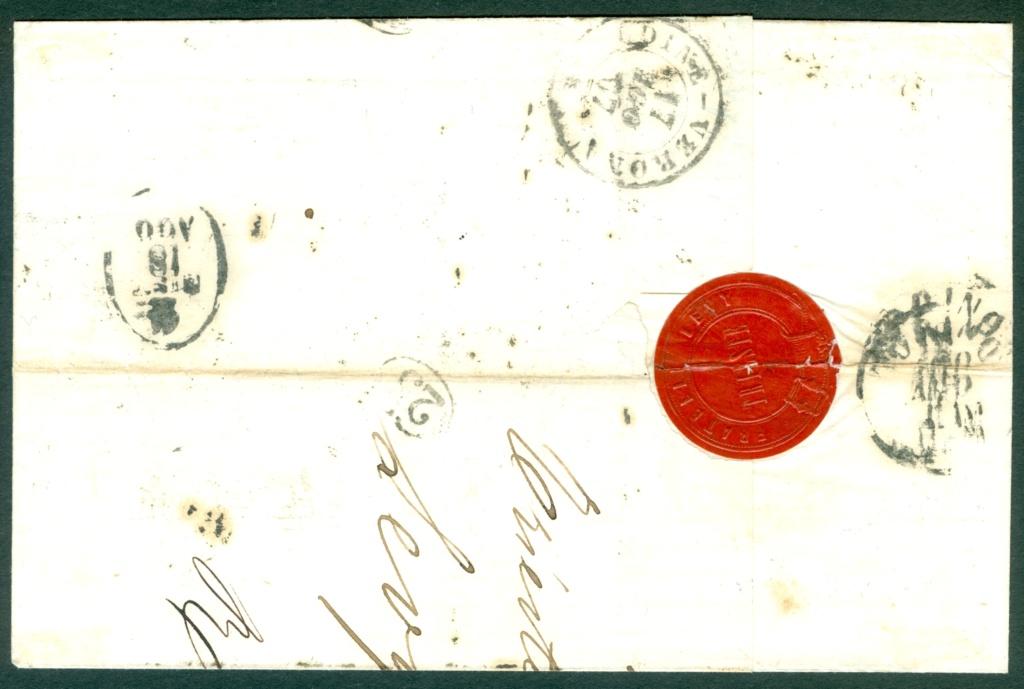 Nachtrag - Freimarken-Ausgabe 1867 : Kopfbildnis Kaiser Franz Joseph I - Seite 23 Mischf10