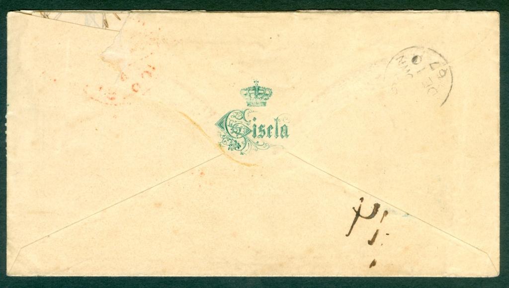 Nachtrag - Freimarken-Ausgabe 1867 : Kopfbildnis Kaiser Franz Joseph I - Seite 23 Mischf12