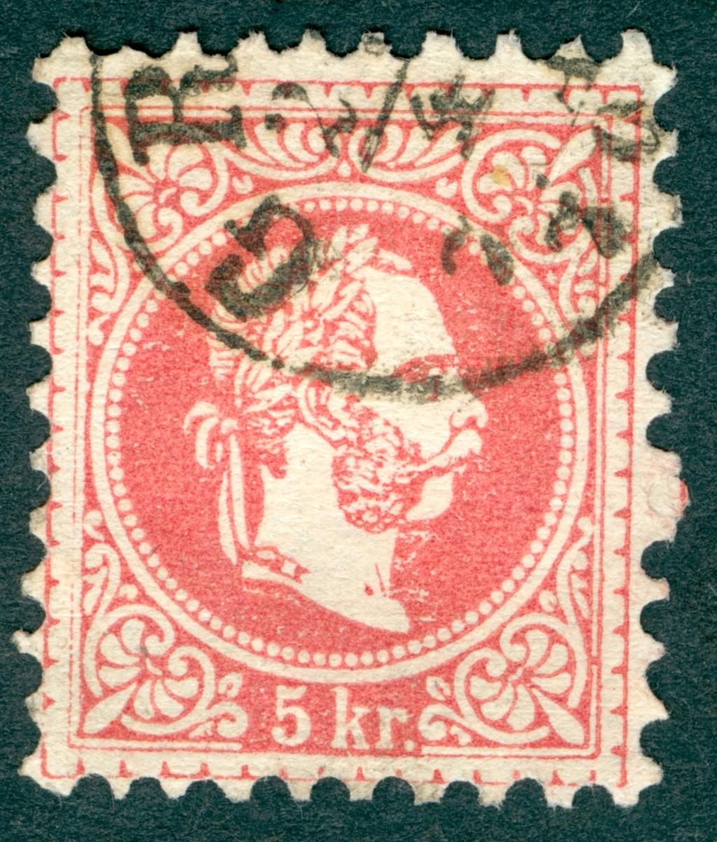 Nachtrag - Freimarken-Ausgabe 1867 : Kopfbildnis Kaiser Franz Joseph I - Seite 22 Ohre_111