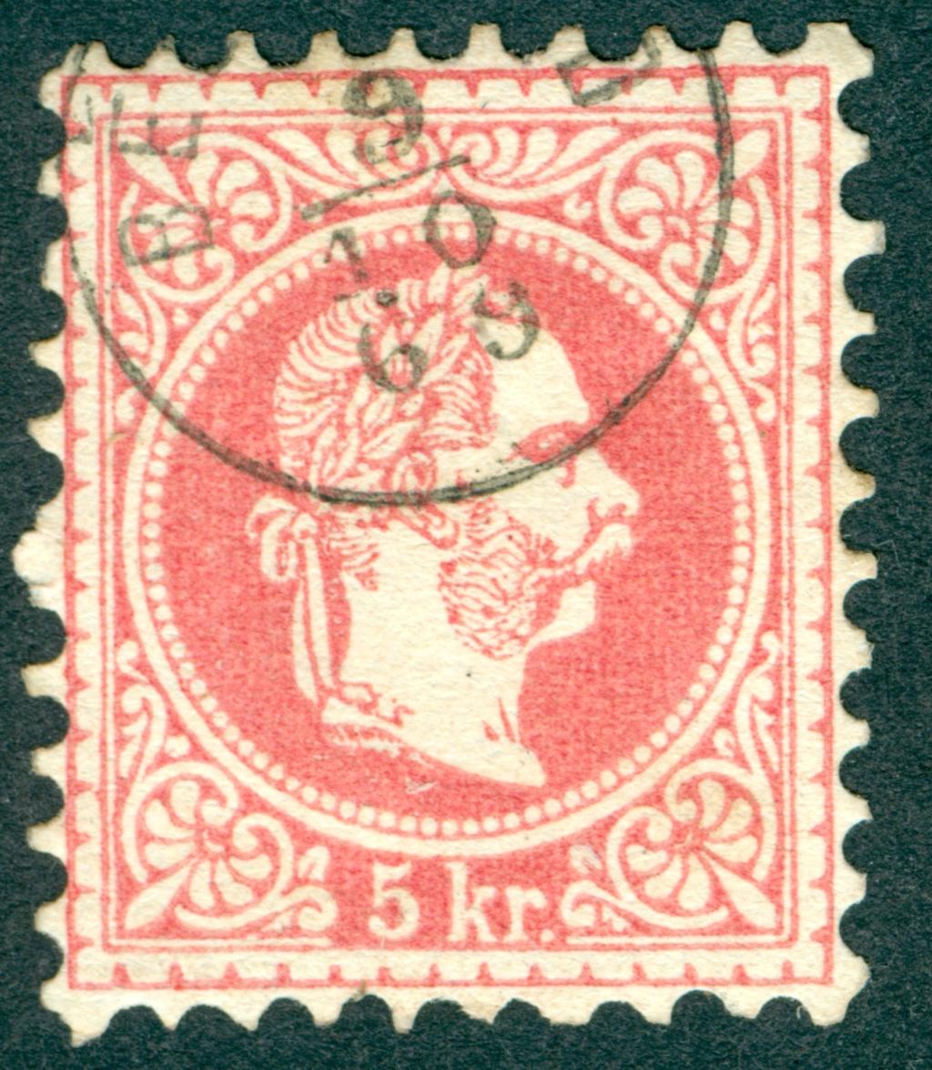 Nachtrag - Freimarken-Ausgabe 1867 : Kopfbildnis Kaiser Franz Joseph I - Seite 22 Ohre_210