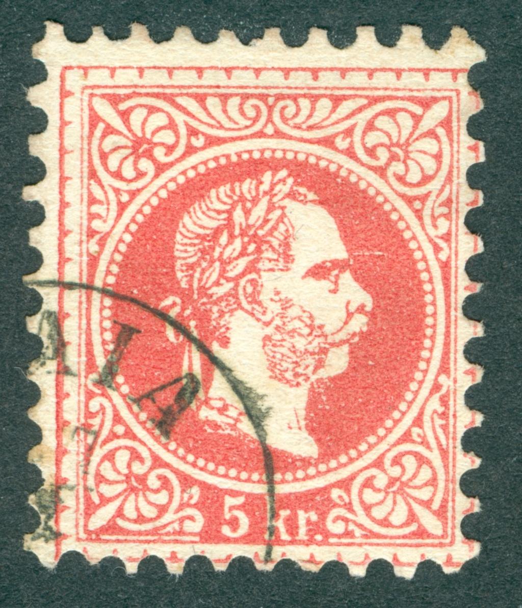 Nachtrag - Freimarken-Ausgabe 1867 : Kopfbildnis Kaiser Franz Joseph I - Seite 22 Ohre_311