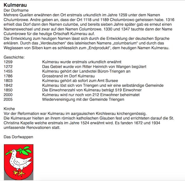 Kulmerau (ehemalige Gemeinde) Scherm17