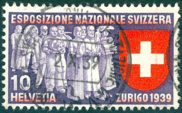 Zollstempel Schweiz Zollst10