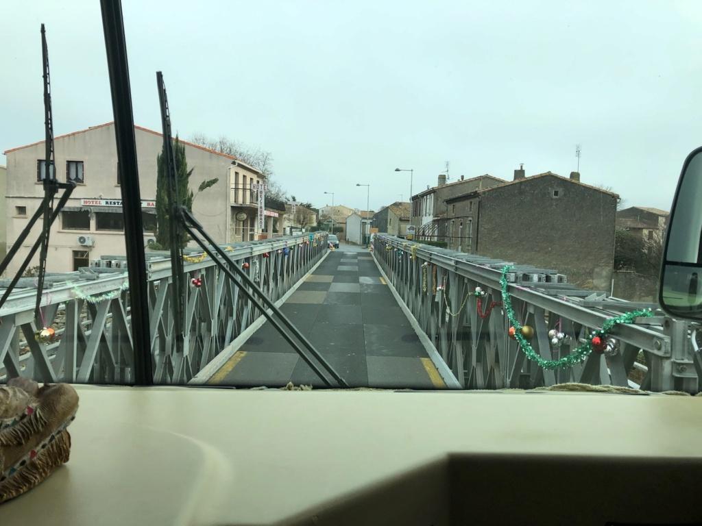 Pont provisoire de Villegailhenc (suite dans l'autre sens) Img_1318