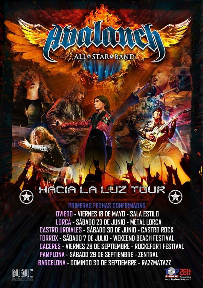 Agenda de giras, conciertos y festivales 15211310