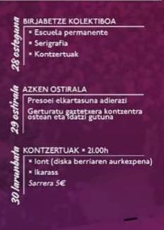 Kontzertuak Gasteizen eta Araban. Conciertos en Vitoria y Alava - Página 6 20190322