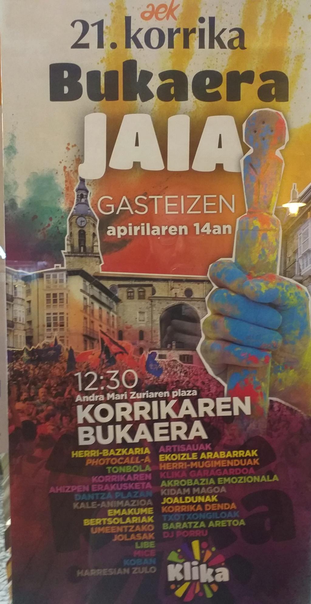 Kontzertuak Gasteizen eta Araban. Conciertos en Vitoria y Alava - Página 6 20190414