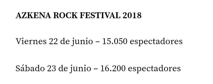 Rock The Coast Festival el nuevo festival de Madness Live!!! Horns Sun Beach - Página 12 20190612