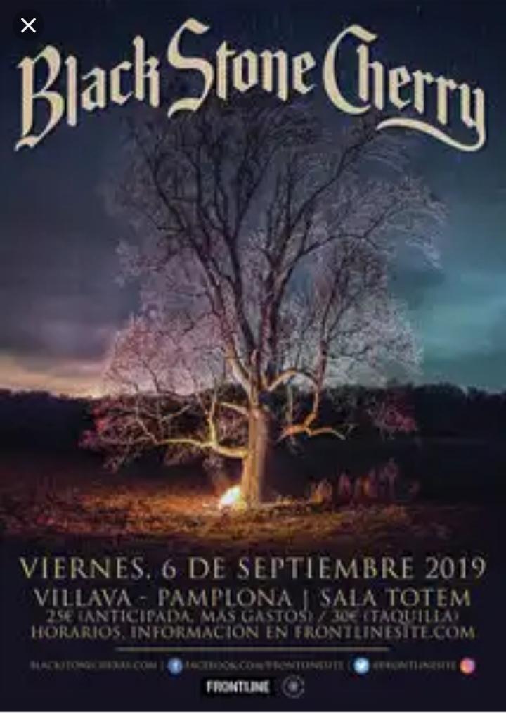 Agenda de giras, conciertos y festivales - Página 3 20190714