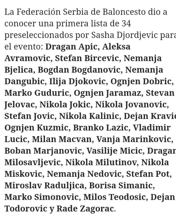 Mundobasket 2019 20190716