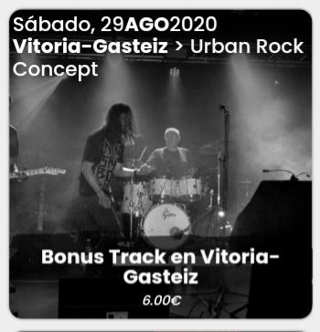 Kontzertuak Gasteizen eta Araban. Conciertos en Vitoria y Alava - Página 9 20200820