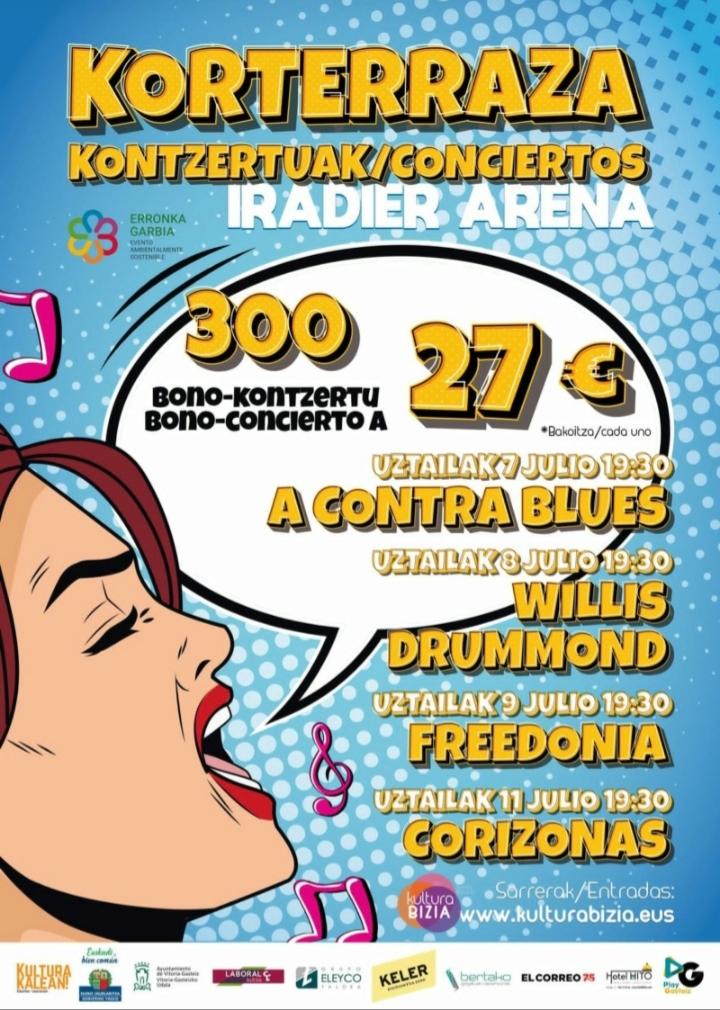 Kontzertuak Gasteizen eta Araban. Conciertos en Vitoria y Alava - Página 10 20210710