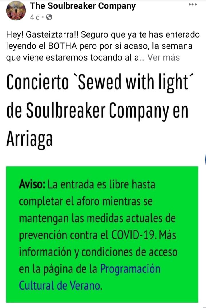 THE SOULBREAKER COMPANY - SEWED WITH LIGHT -30 de Noviembre de 2018 - Página 18 20210714