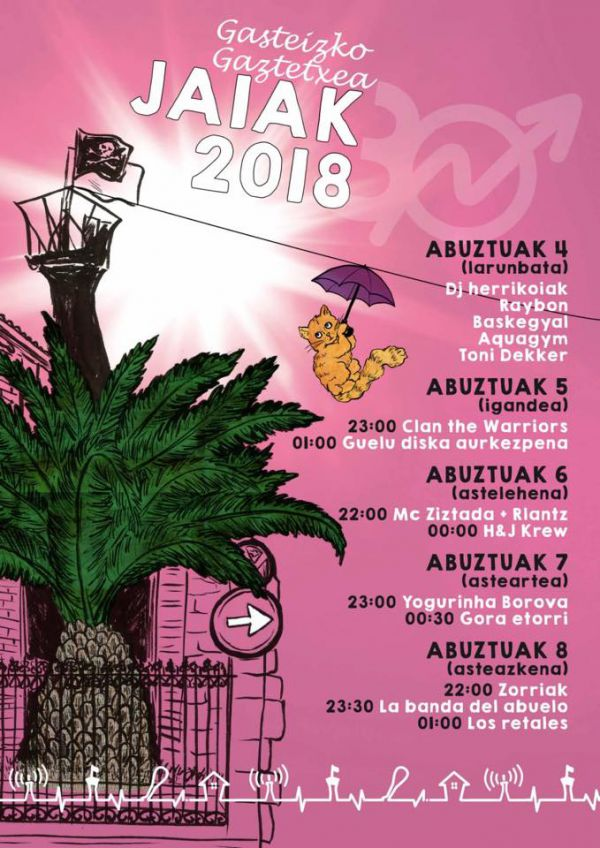 Kontzertuak Gasteizen eta Araban. Conciertos en Vitoria y Alava - Página 3 38204310