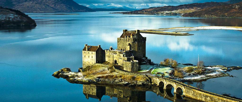 Los castillos más bonitos  - Página 2 Eilean10