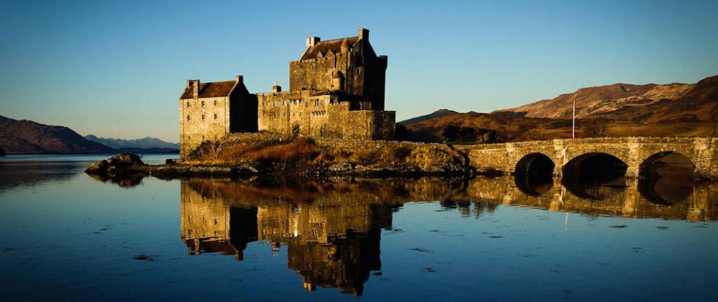 Los castillos más bonitos  - Página 2 Eilean11