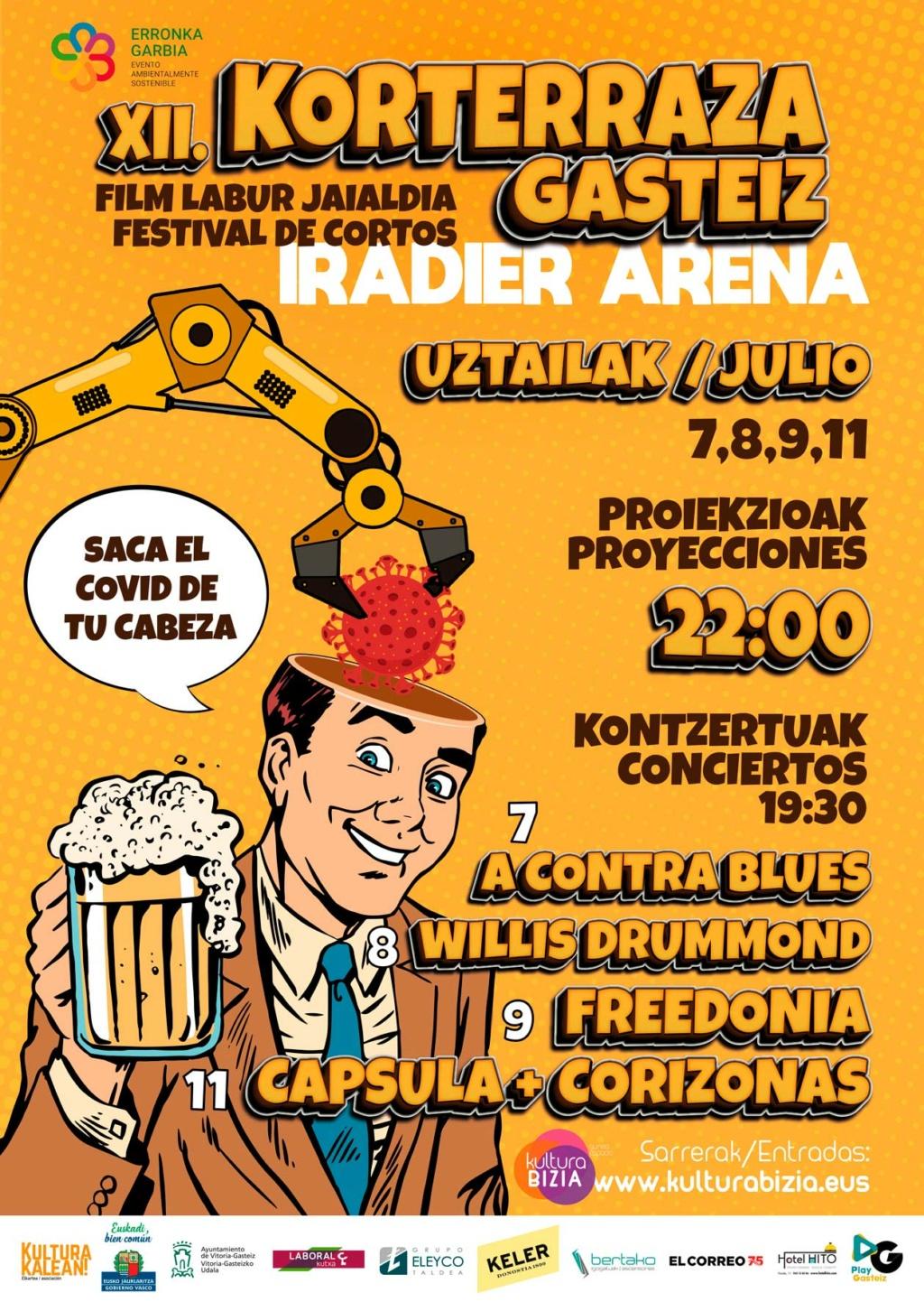 Kontzertuak Gasteizen eta Araban. Conciertos en Vitoria y Alava - Página 10 Korter10