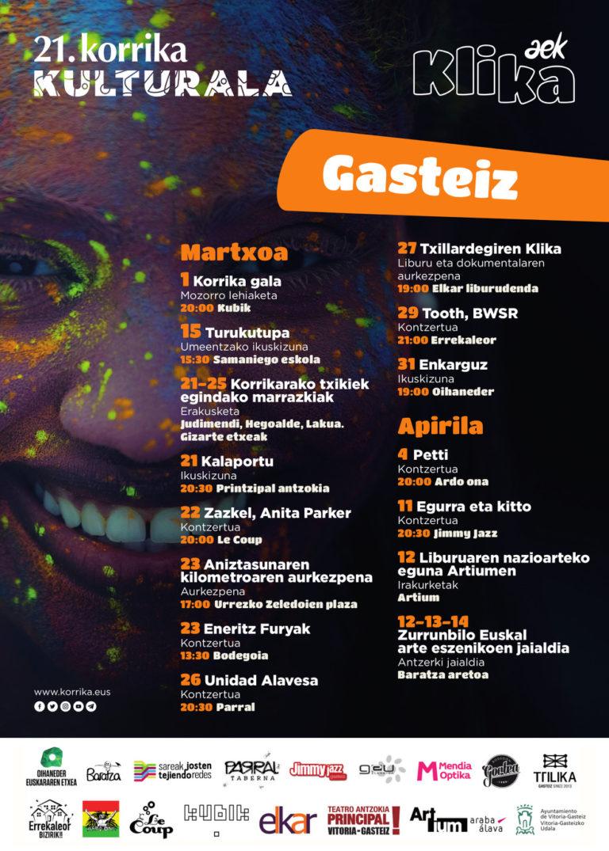 Kontzertuak Gasteizen eta Araban. Conciertos en Vitoria y Alava - Página 6 Kultur10