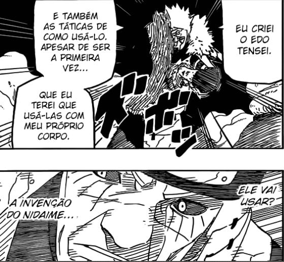É quase certeza que o Tobirama tinha Edo Tensei do Izuna? Uiuui910