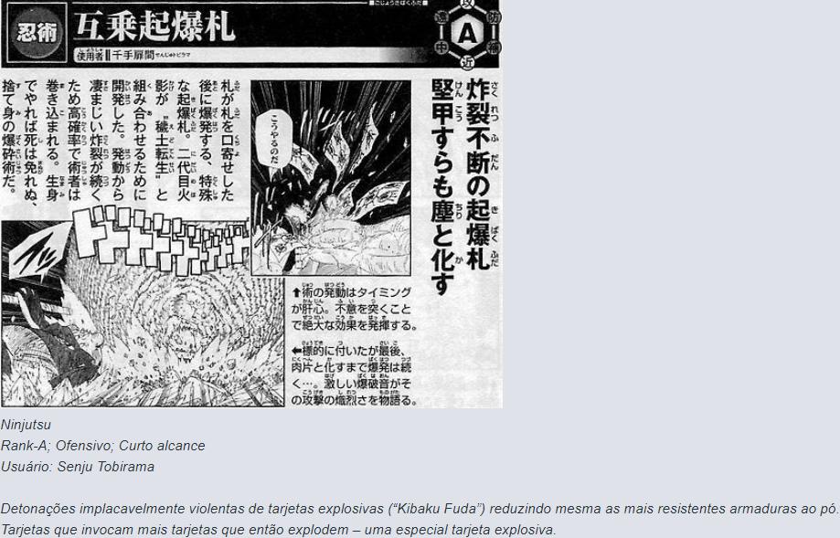 É quase certeza que o Tobirama tinha Edo Tensei do Izuna? Zz10