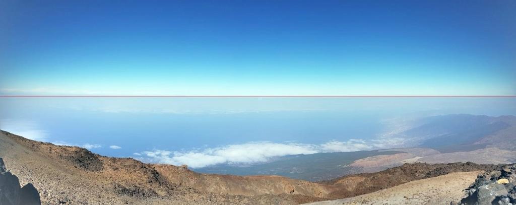 The Always Horizontal Horizon Proves Earth Flat 210