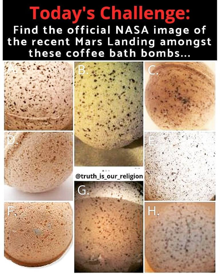 The NASA Moon and Mars Landing Hoaxes - Page 3 46806610