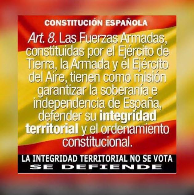 Golpe de Estado en Cataluña y posible II Guerra Civil Española. ASÍ EMPEZARÁ LA III MUNDIAL Bander10