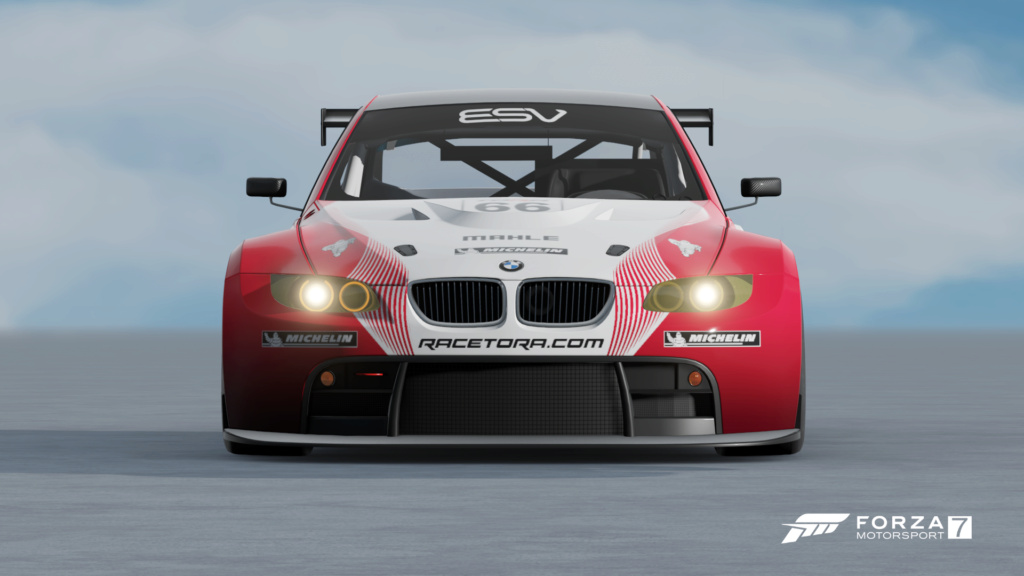 TORA 10 Hours of Road Atlanta - Livery Inspection Esv_m310