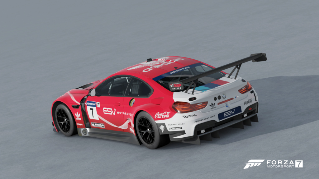 TORA 12 Hours of Silverstone - Livery Inspection Forza_13